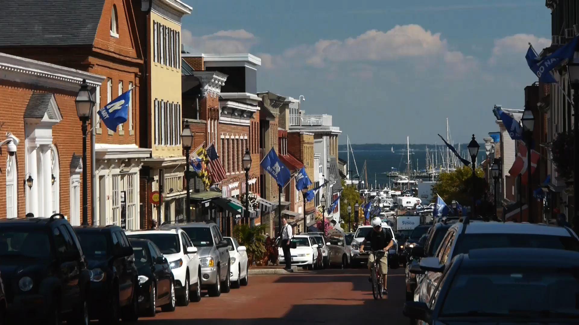 Location Horn Point Harbor Marina Annapolis Maryland